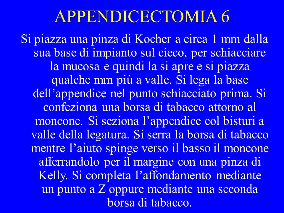 APPENDICECTOMIA 6