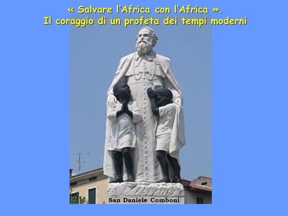 « Salvare l'Africa con l'Africa »