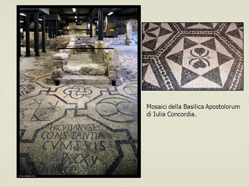 Mosaici della Basilica Apostolorum