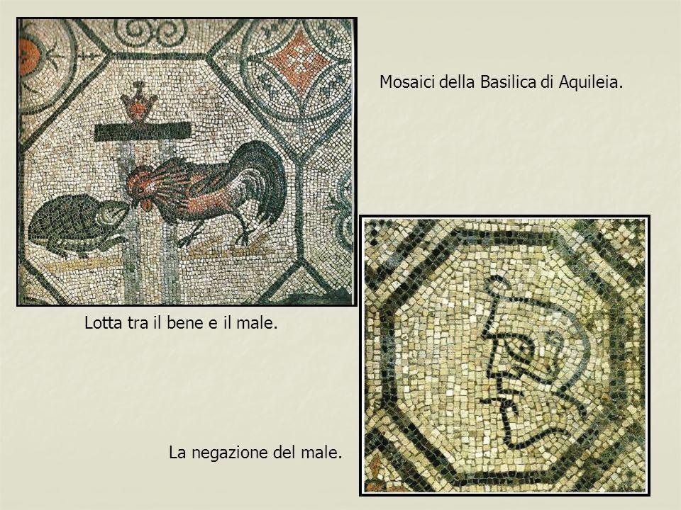Mosaici della Basilica di Aquileia.