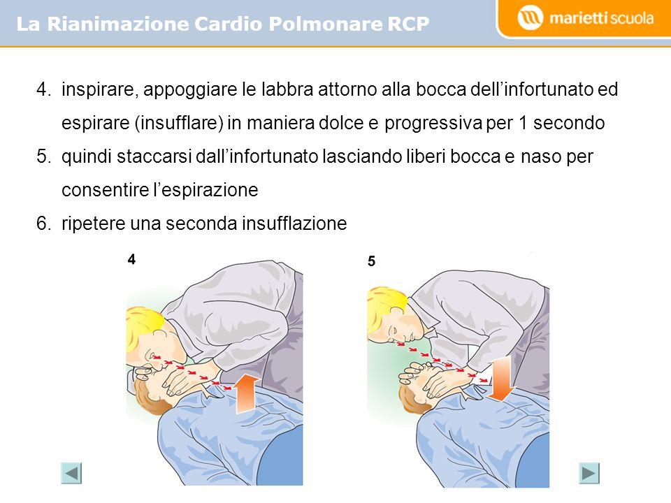 La Rianimazione Cardio Polmonare RCP