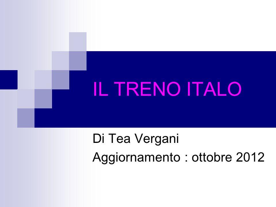 Di Tea Vergani Aggiornamento : ottobre 2012