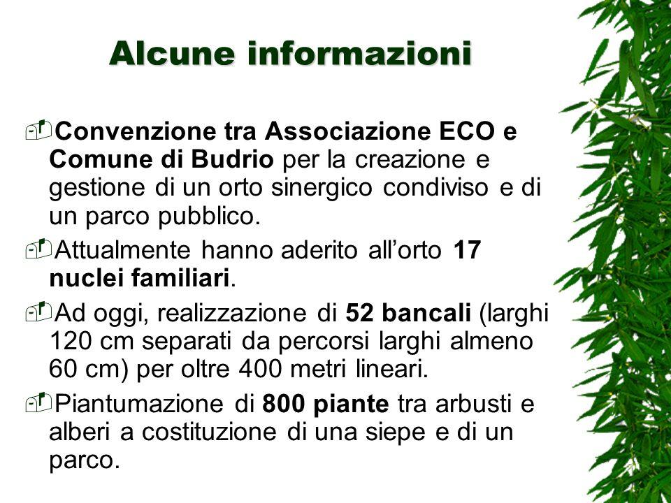Alcune informazioni