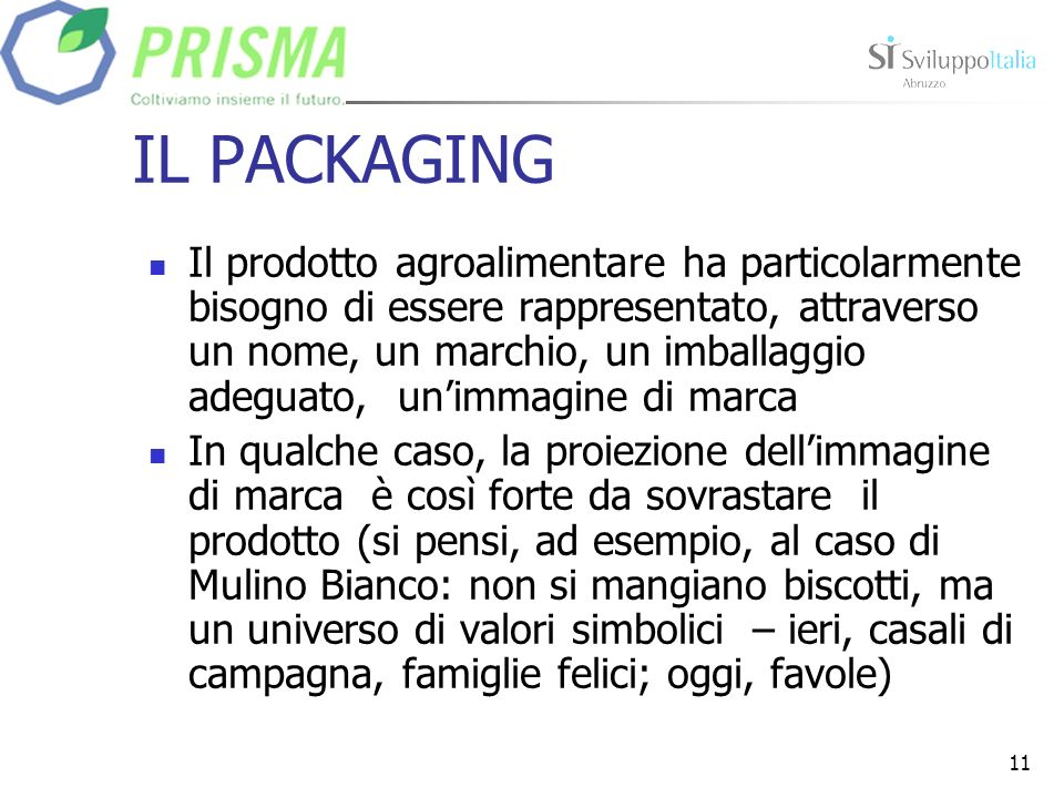 IL PACKAGING