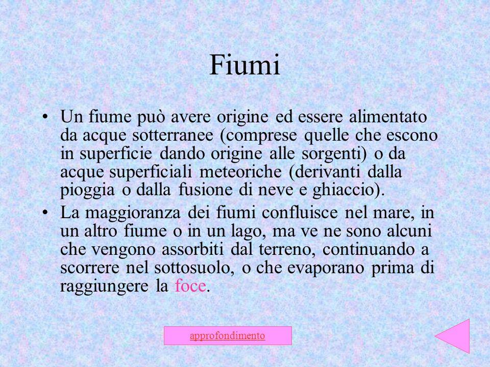 Fiumi