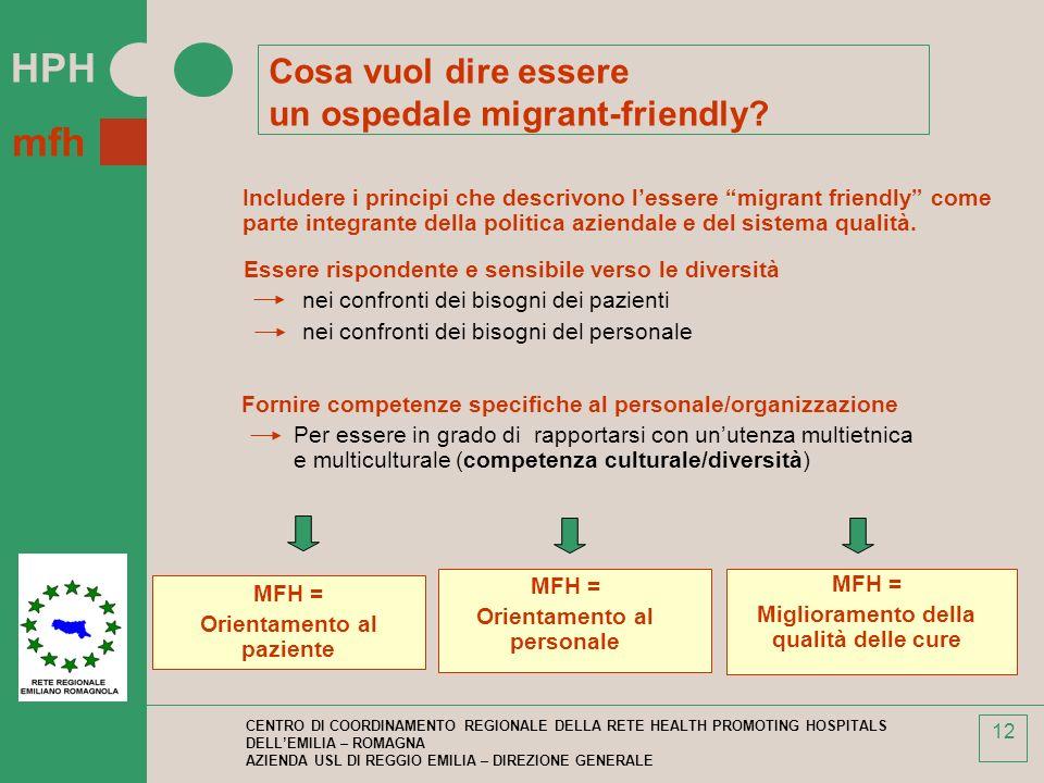 Cosa vuol dire essere un ospedale migrant-friendly