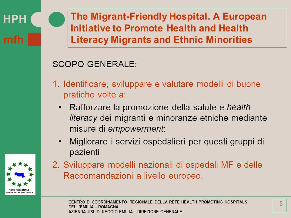 The Migrant-Friendly Hospital