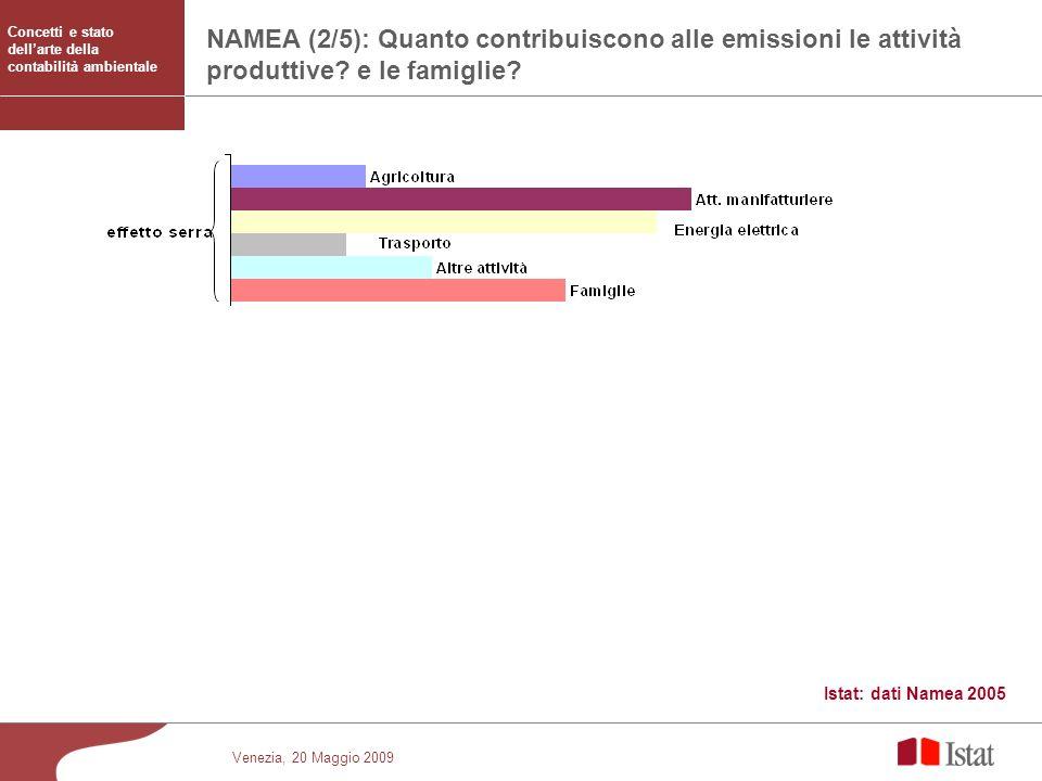 Concetti e stato dell'arte della contabilità ambientale