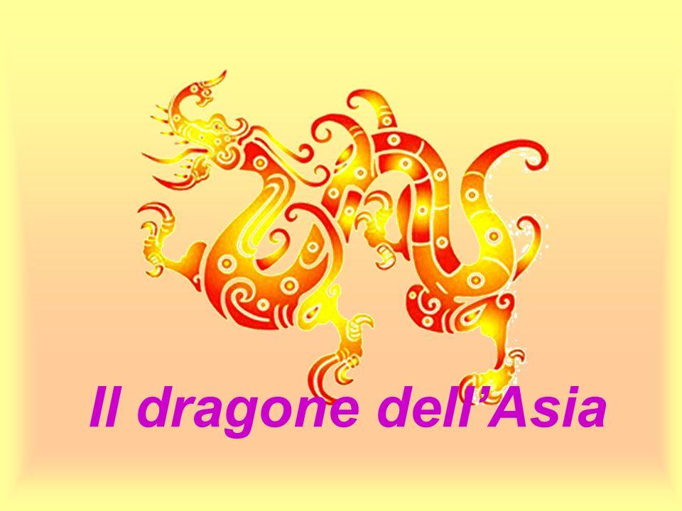 Il dragone dell'Asia