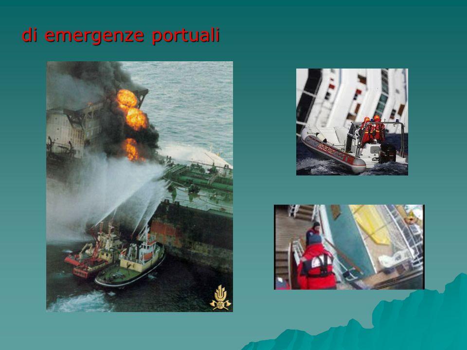 di emergenze portuali