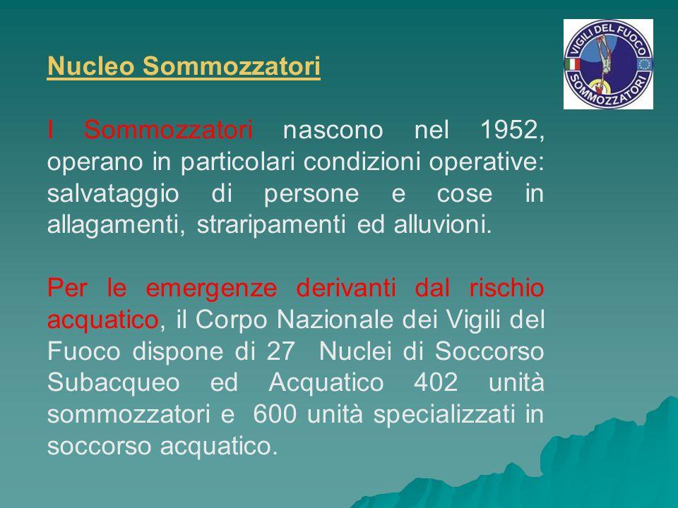 Nucleo Sommozzatori