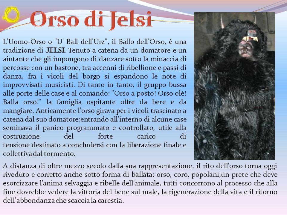O Orso di Jelsi.