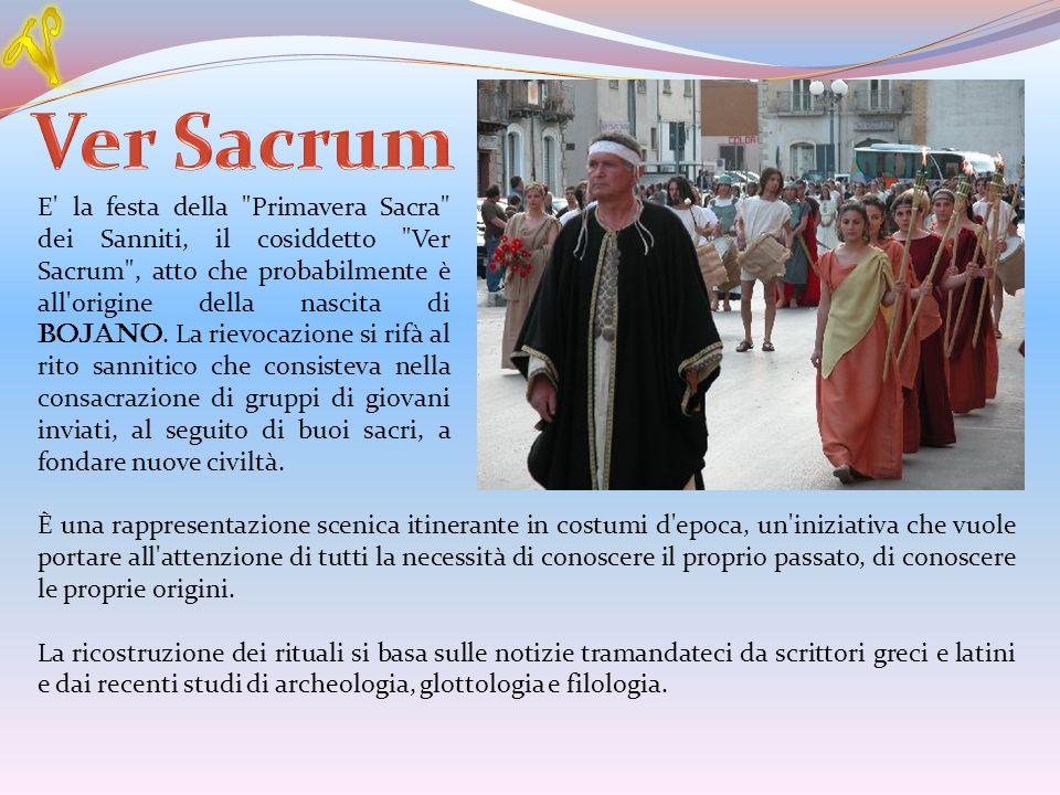V Ver Sacrum.