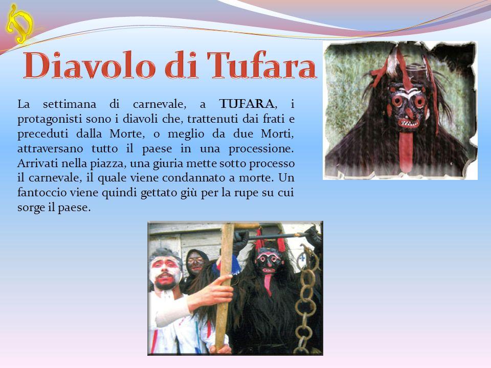 D Diavolo di Tufara.