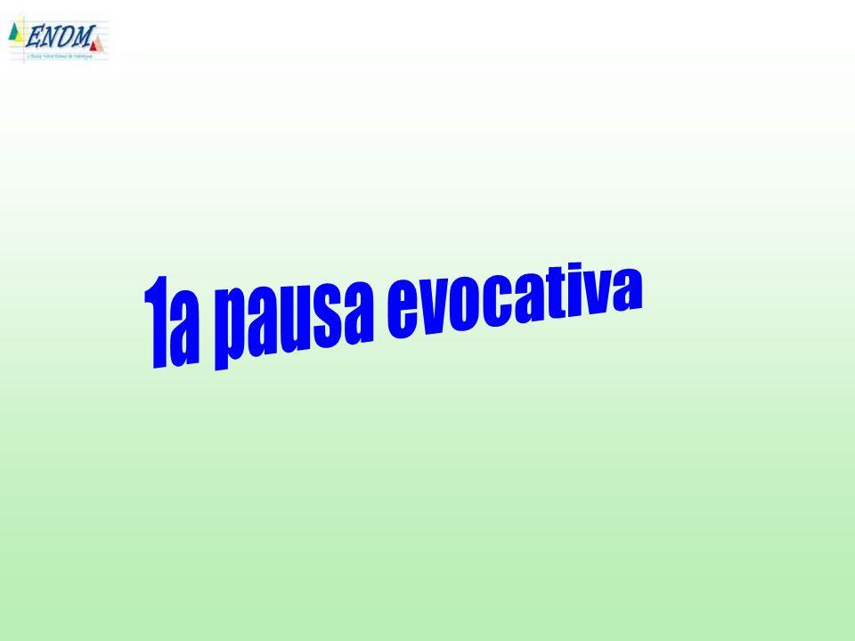 1a pausa evocativa