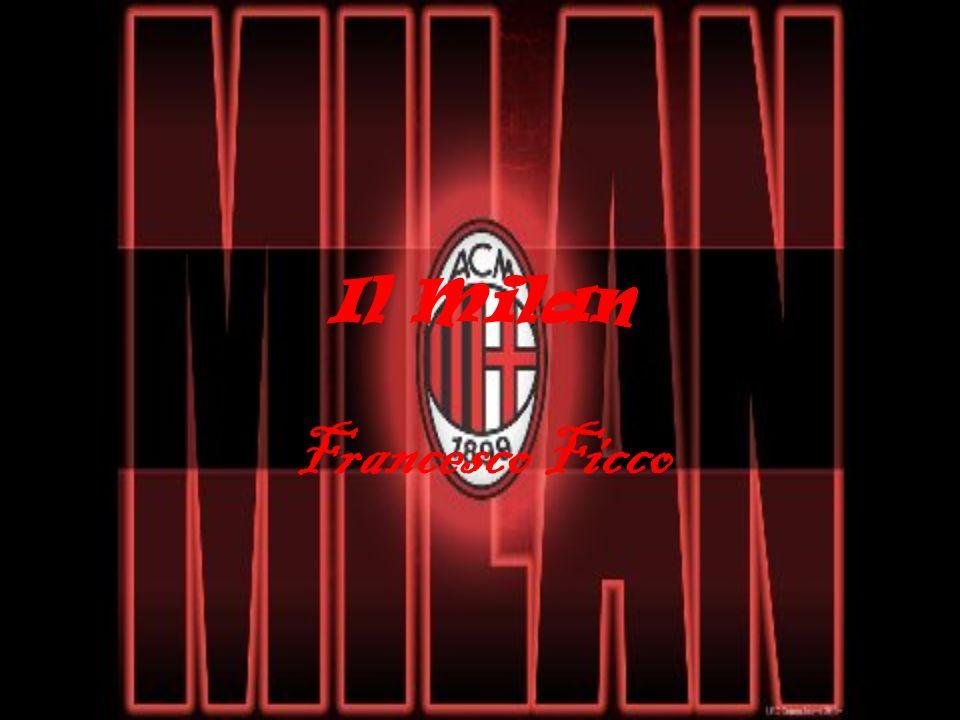 Il Milan Francesco Ficco