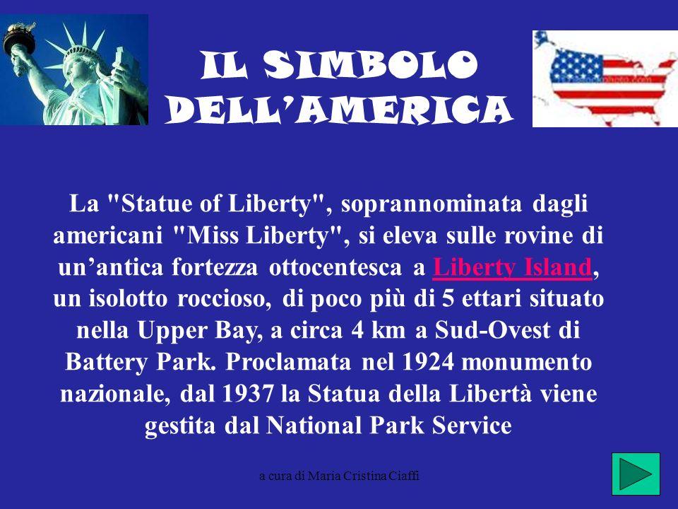 IL SIMBOLO DELL'AMERICA