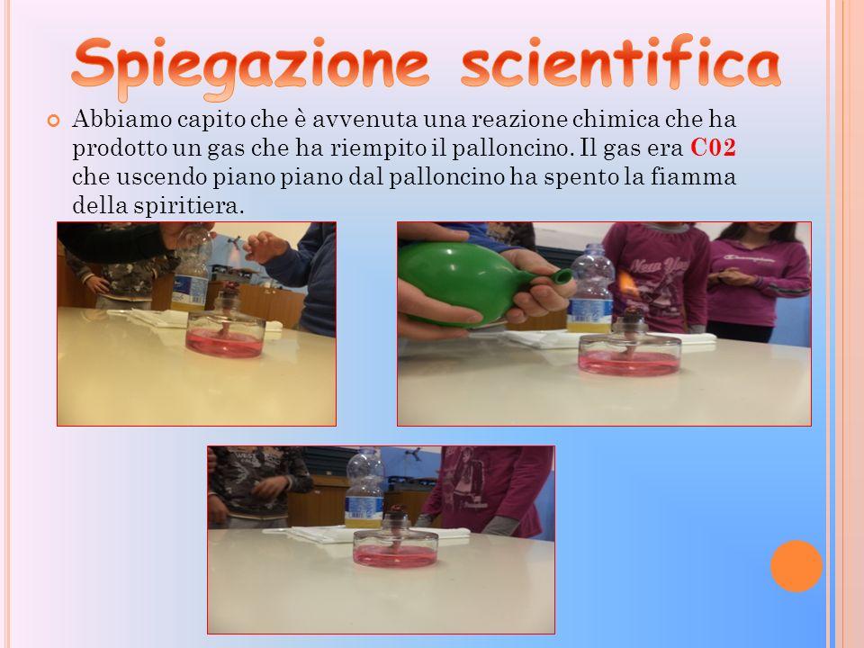 Spiegazione scientifica