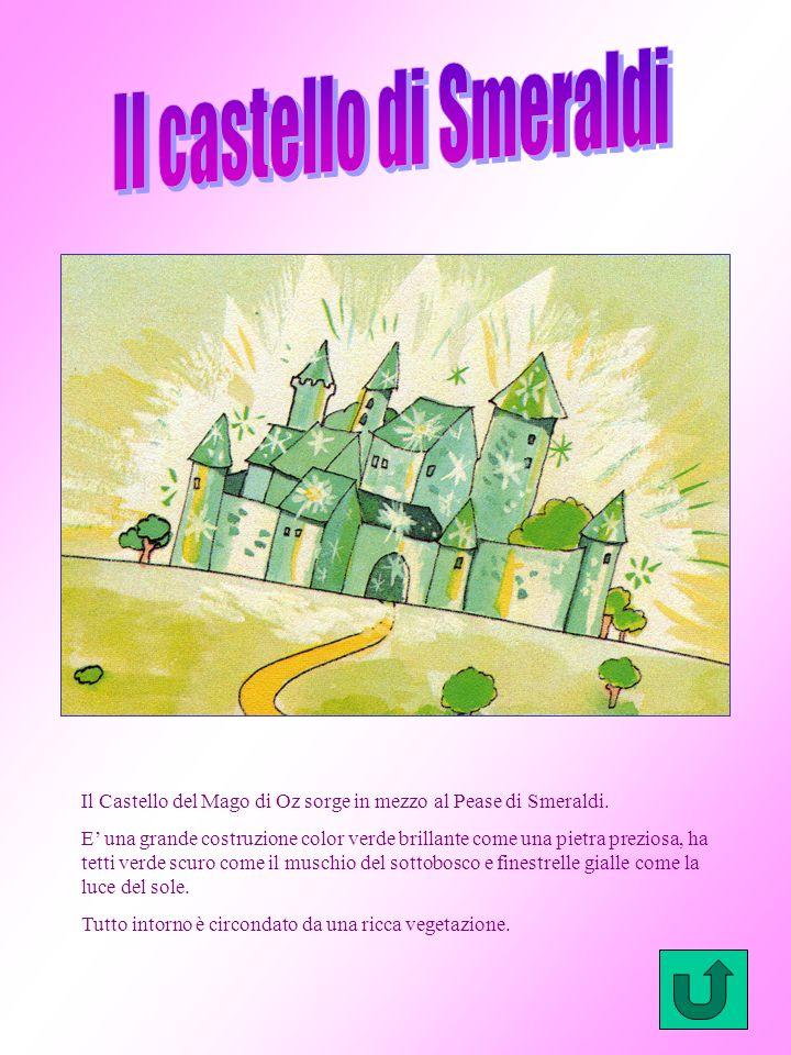 Il castello di Smeraldi