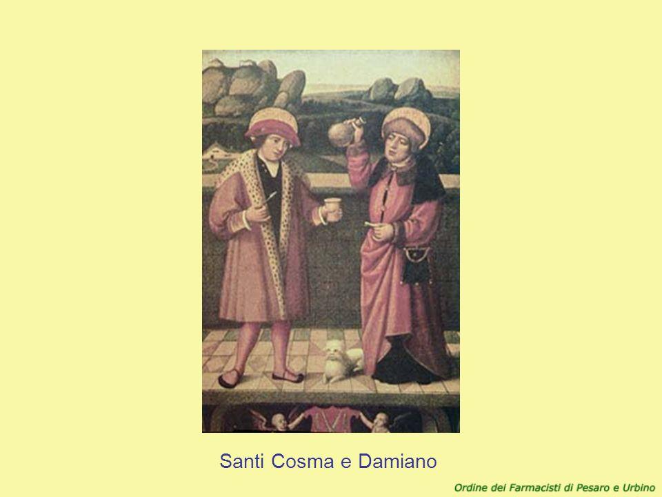 Santi Cosma e Damiano