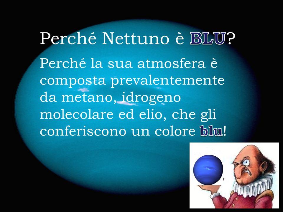 Perché Nettuno è BLU.