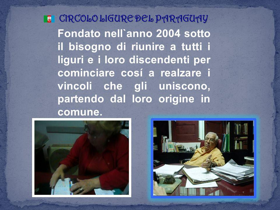 CIRCOLO LIGURE DEL PARAGUAY