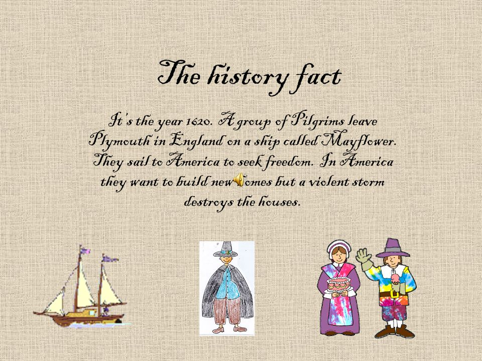 The history fact