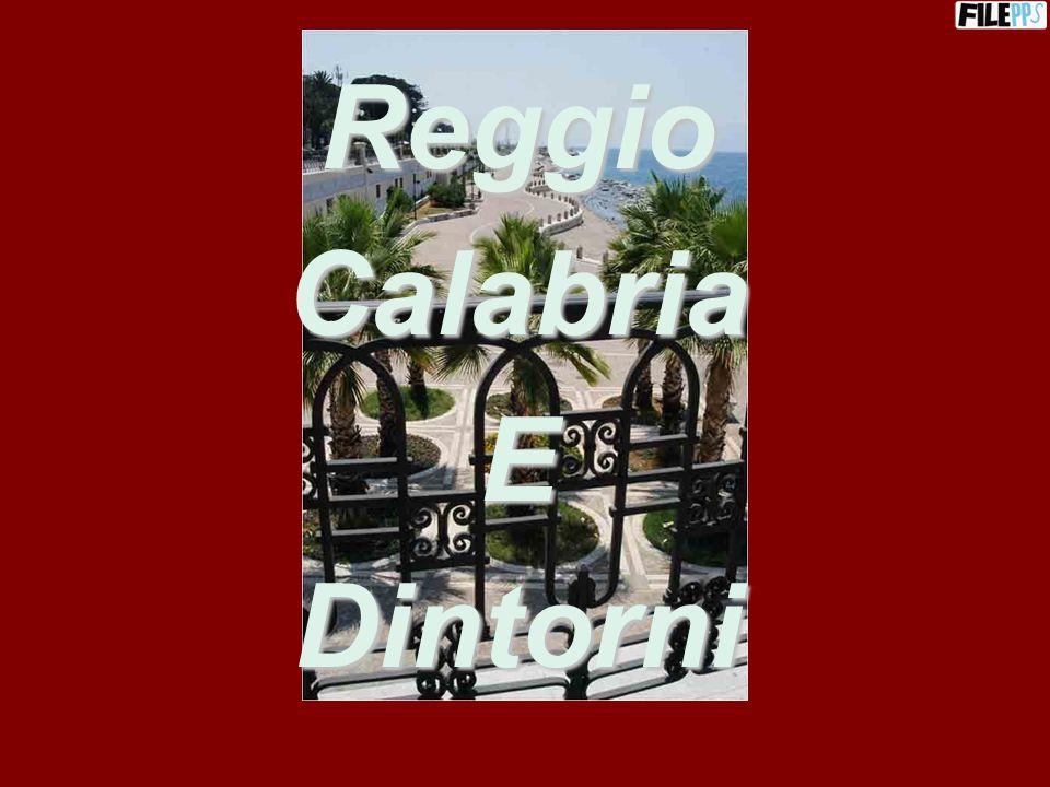 Reggio Calabria E Dintorni