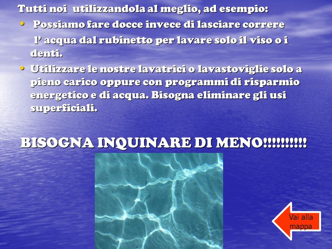 BISOGNA INQUINARE DI MENO!!!!!!!!!!