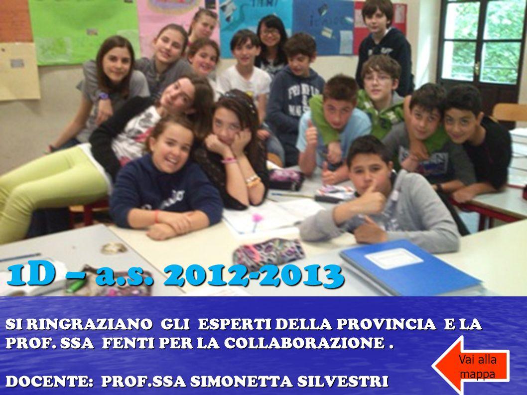 1D – a.s. 2012-2013