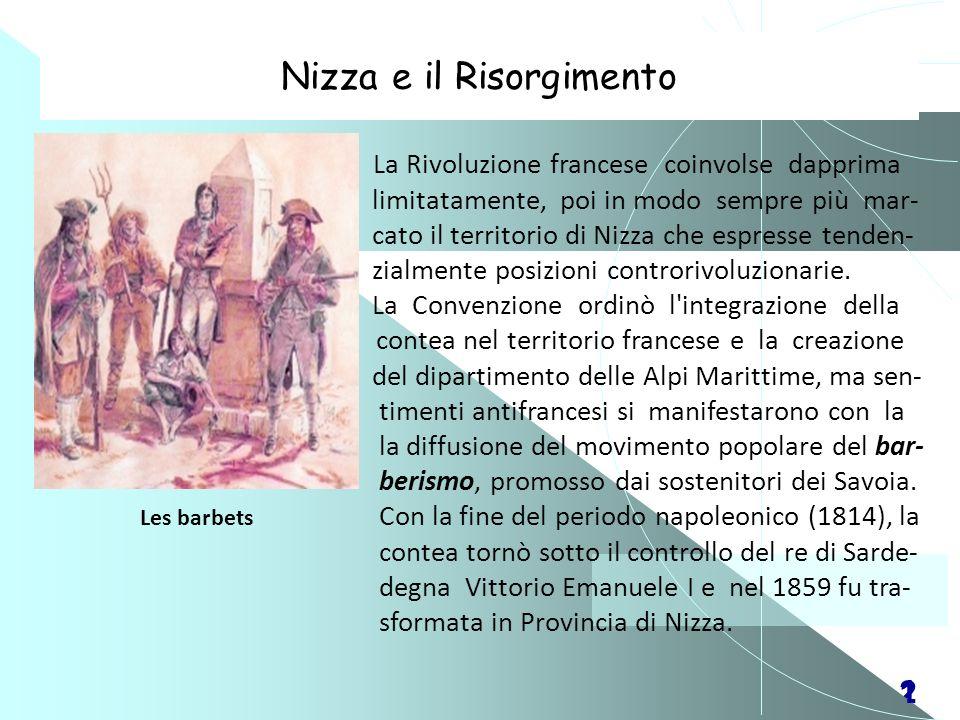 Nizza e il Risorgimento