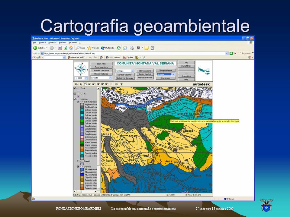 Cartografia geoambientale