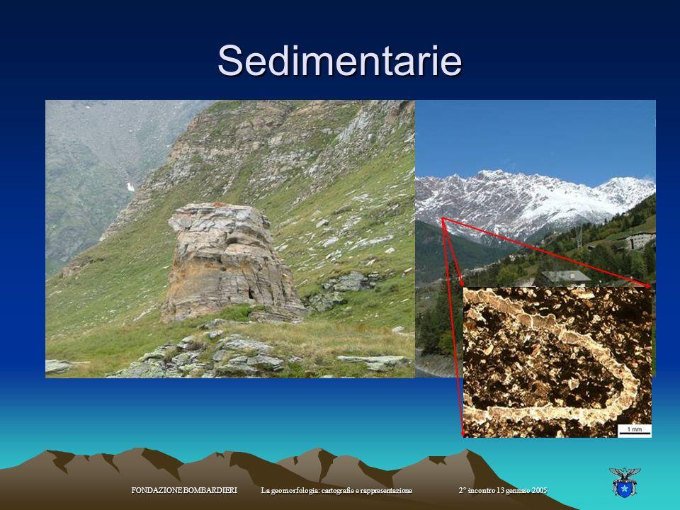 Sedimentarie