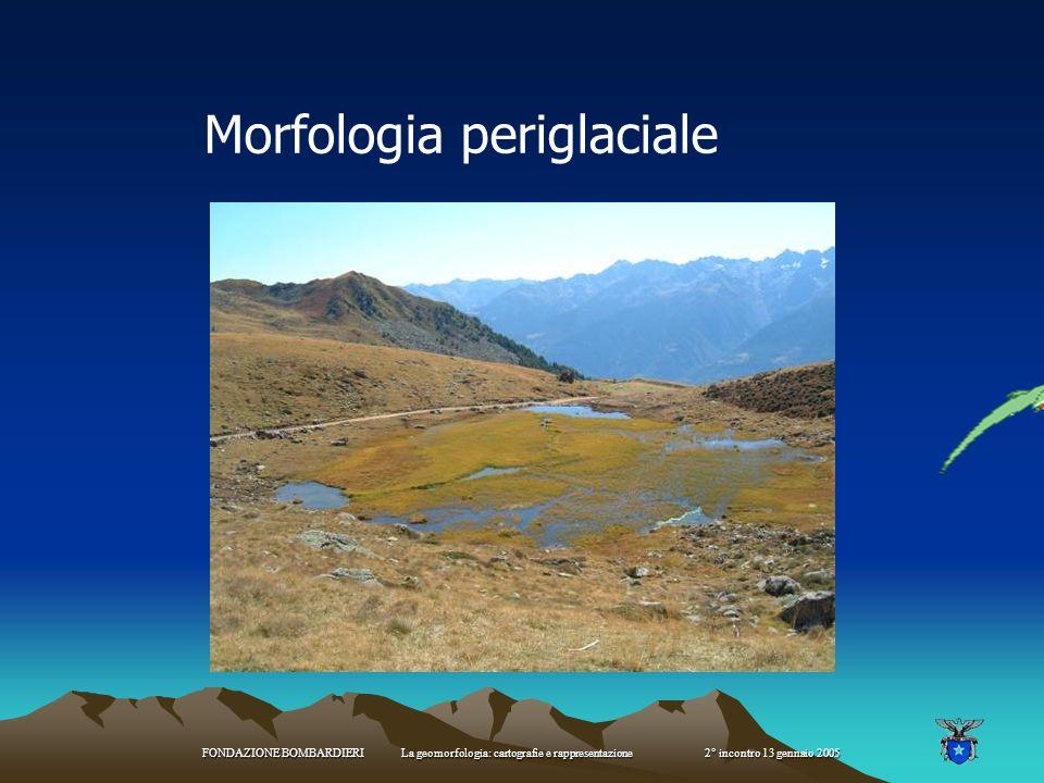 Morfologia periglaciale