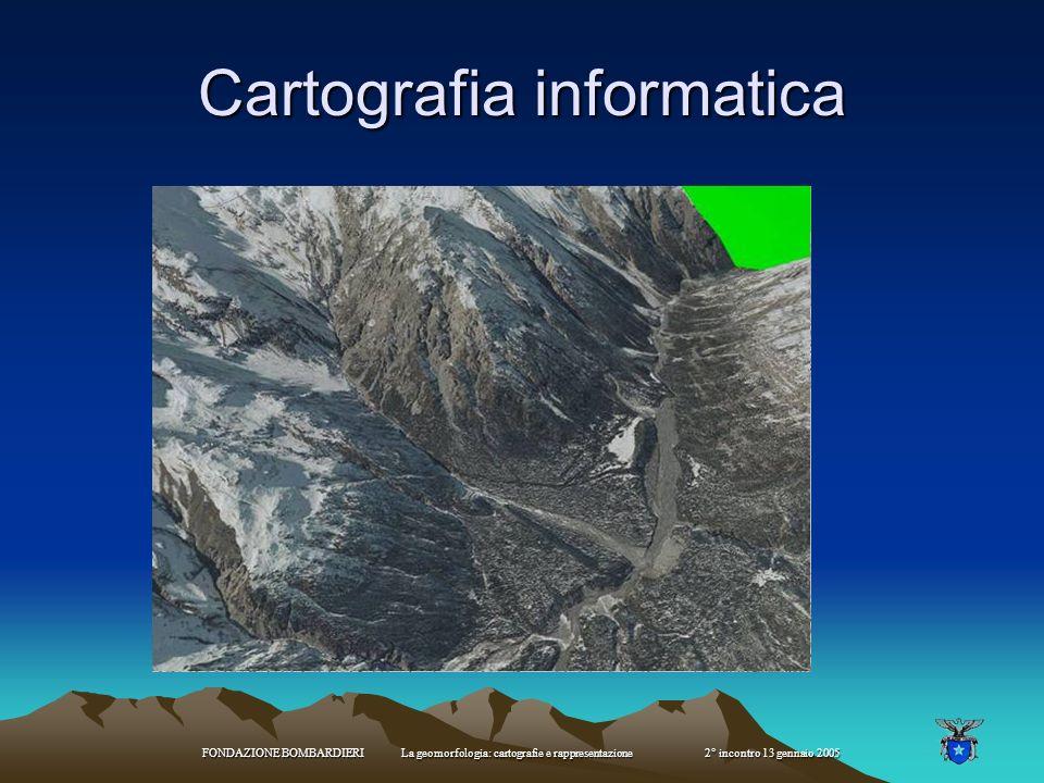 Cartografia informatica