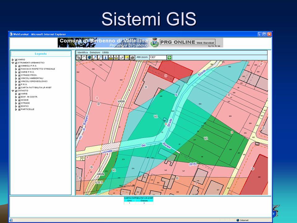 Sistemi GIS FONDAZIONE BOMBARDIERI La geomorfologia: cartografie e rappresentazione 2° incontro 13 gennaio 2005.