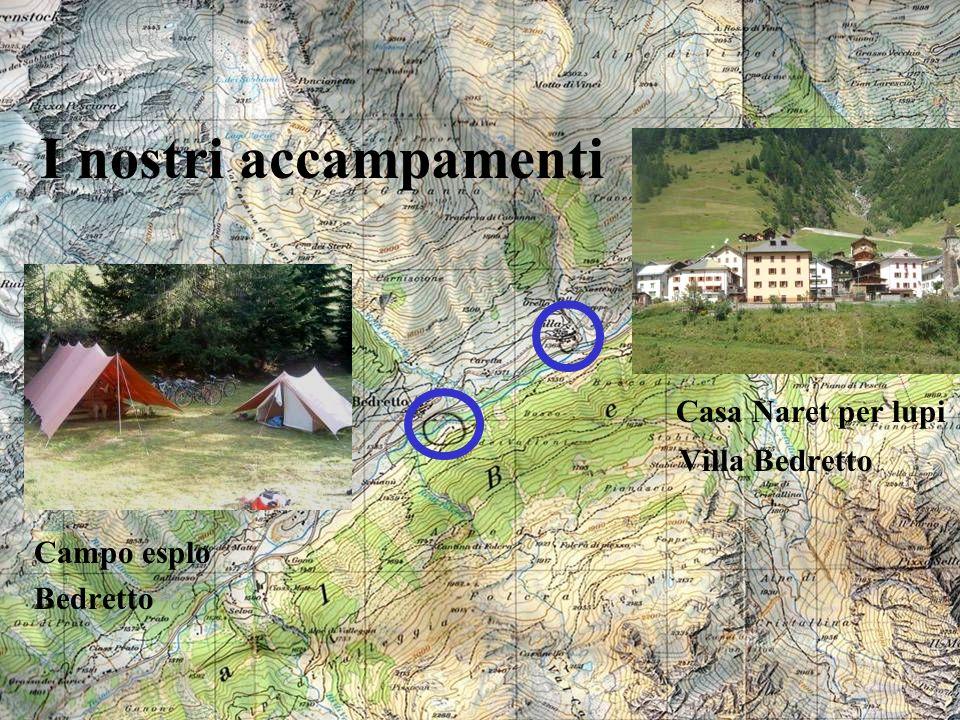 Casa Naret per lupi Villa Bedretto Campo esplo Bedretto