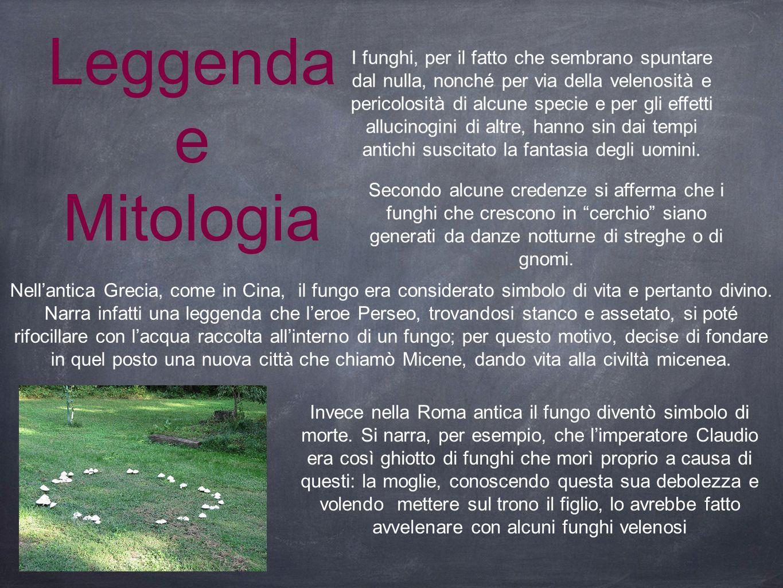 Leggenda e Mitologia.