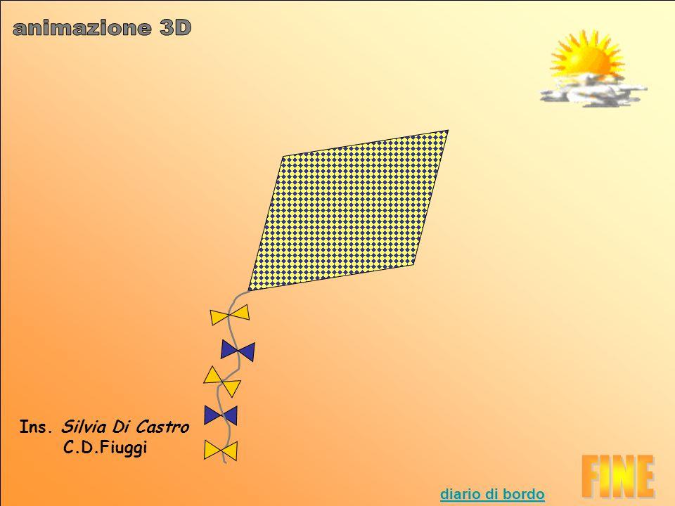 animazione 3D animazione 3D FINE Ins. Silvia Di Castro C.D.Fiuggi