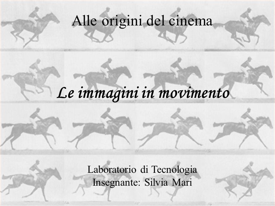Le immagini in movimento