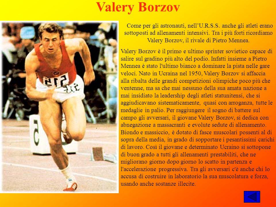 Valery Borzov