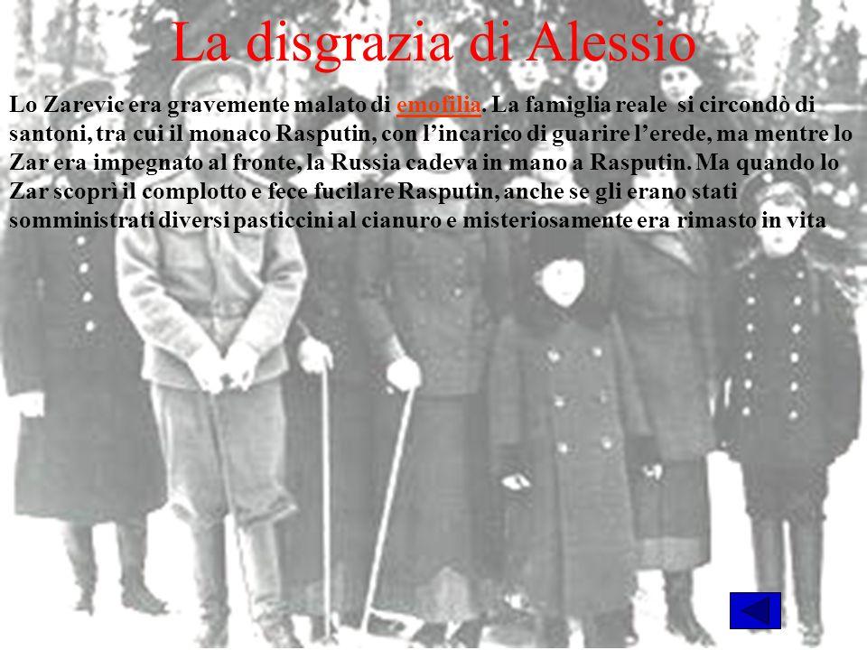 La disgrazia di Alessio