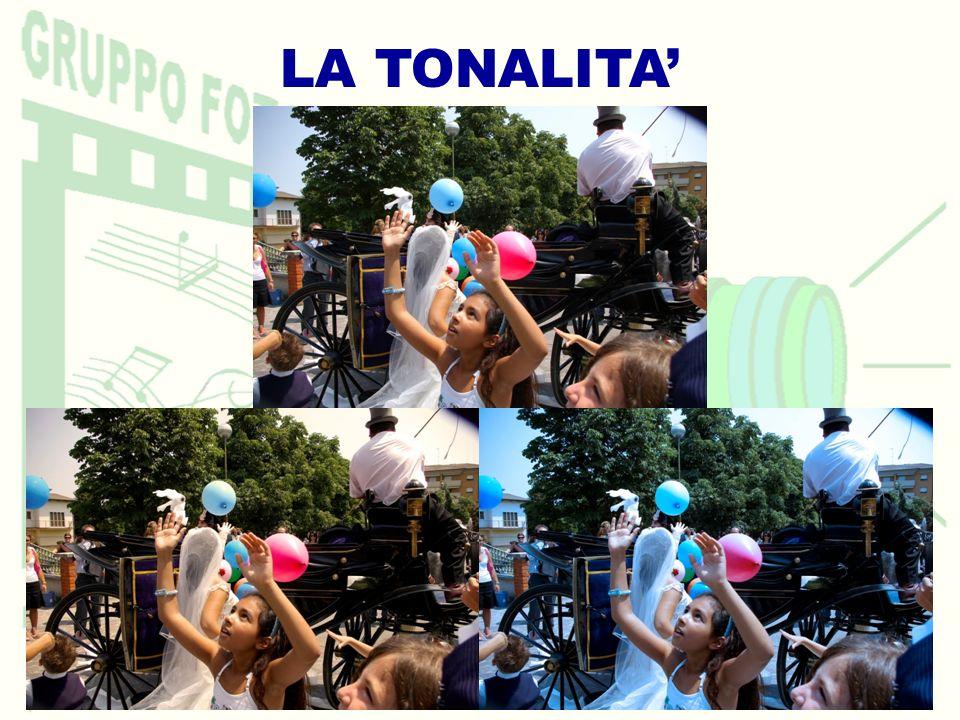 LA TONALITA'
