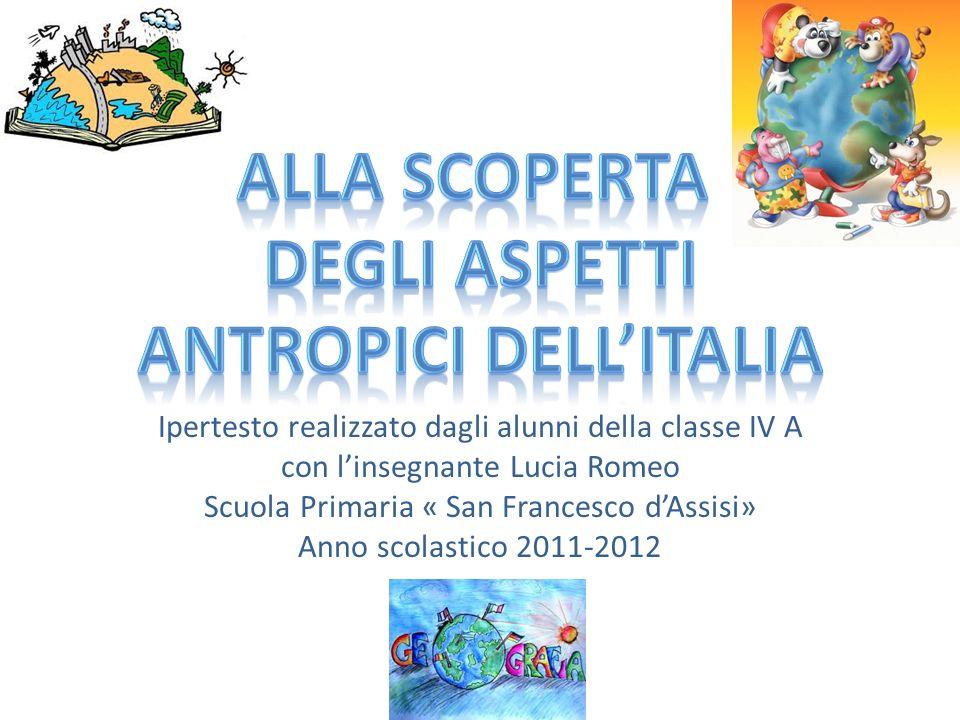 Antropici dell'italia