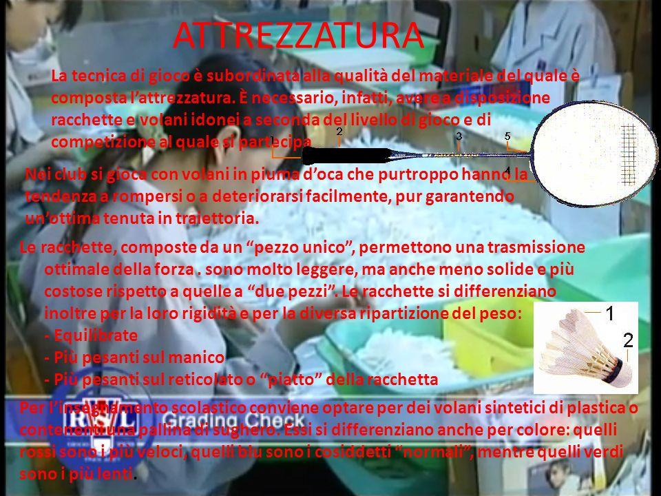 ATTREZZATURA