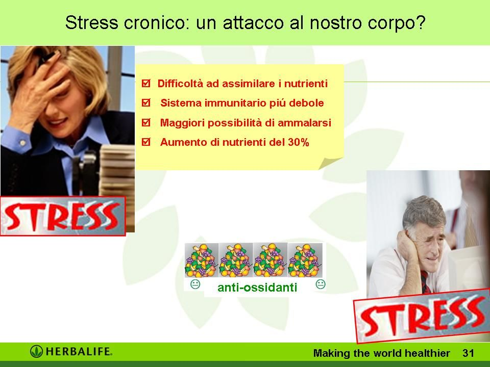 Stress cronico: un attacco al nostro corpo