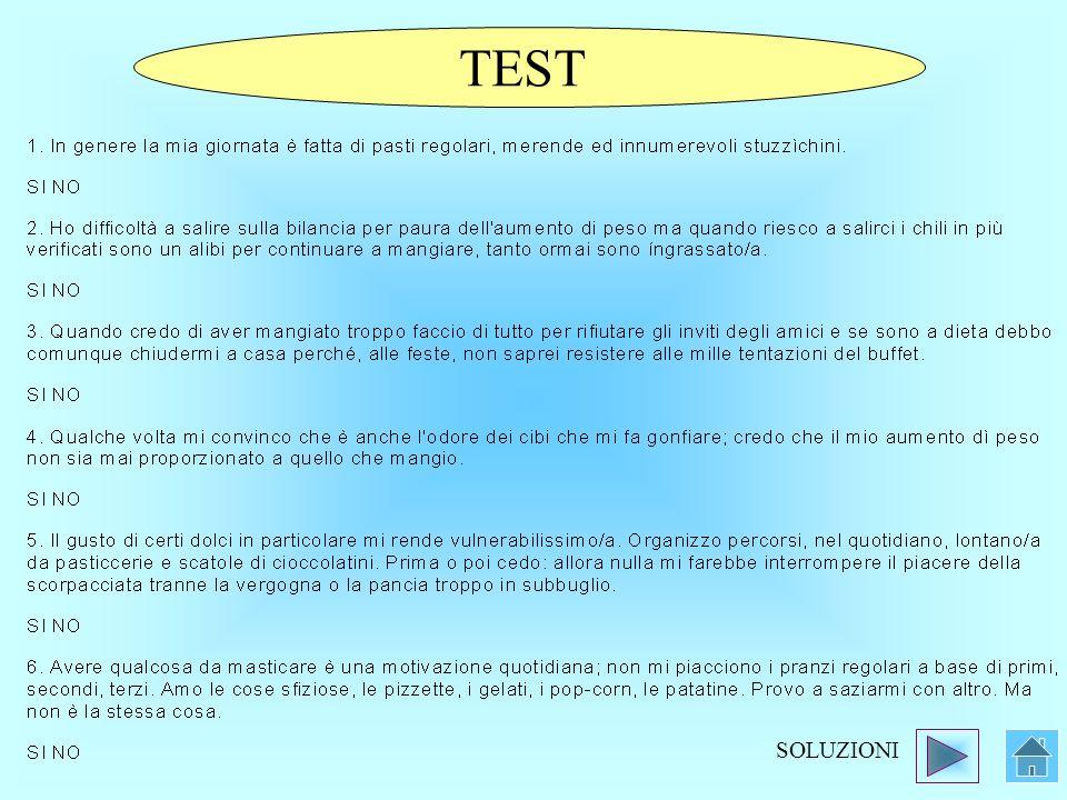 TEST SOLUZIONI