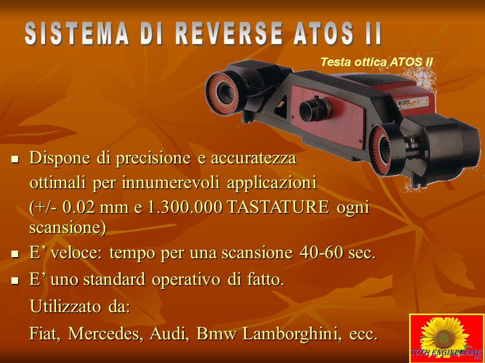 SISTEMA DI REVERSE ATOS II