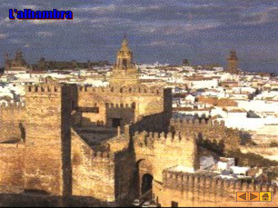 L alhambra