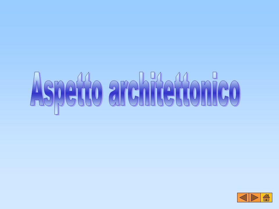 Aspetto architettonico